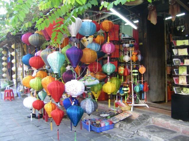 Hoi An's Silk Lanterns