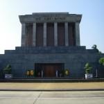 Ho Chi Minh's Tomb