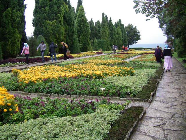 Garden in Balchik