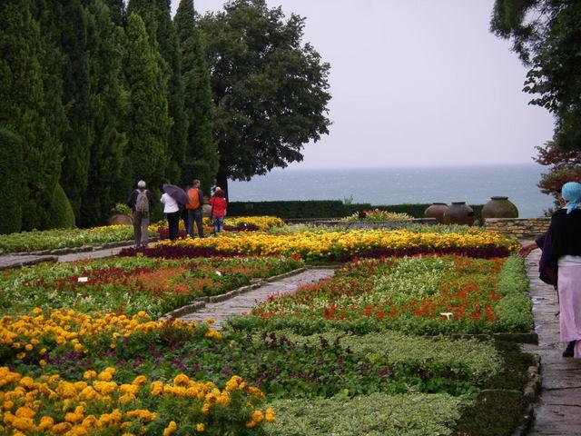 Queen Marie's Garden, Balchik